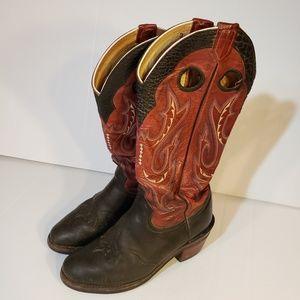 Other - Men's Cowboy Western Boots Vibram Sole sz 7.5D